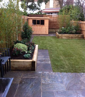 Great Garden Design For Wimbledon London